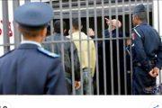 إيداع إطار تربوي ومستشارة سجن الاوداية