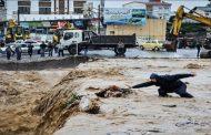 السيول تخلف  ضحايا جنوب فرنسا